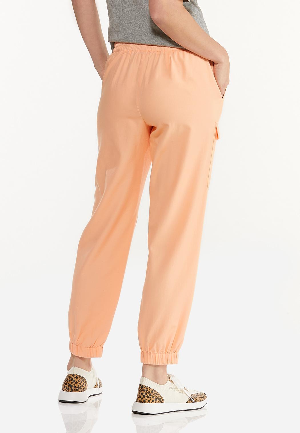 Sweet Tangerine Utility Joggers (Item #44515005)