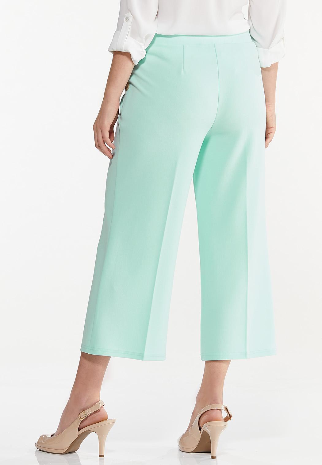 Cropped Sailor Pants (Item #44525058)
