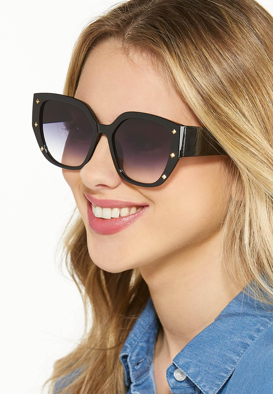 Jane Side Studded Sunglasses (Item #44530463)