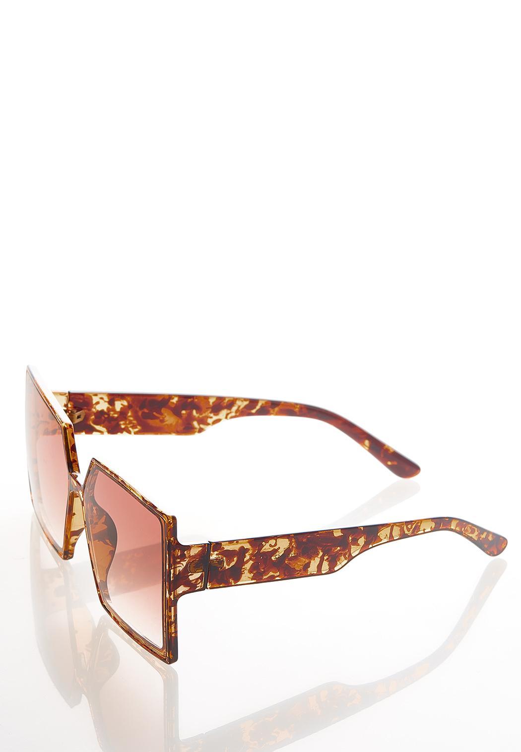 Farrah Tortoise Sunglasses (Item #44531742)
