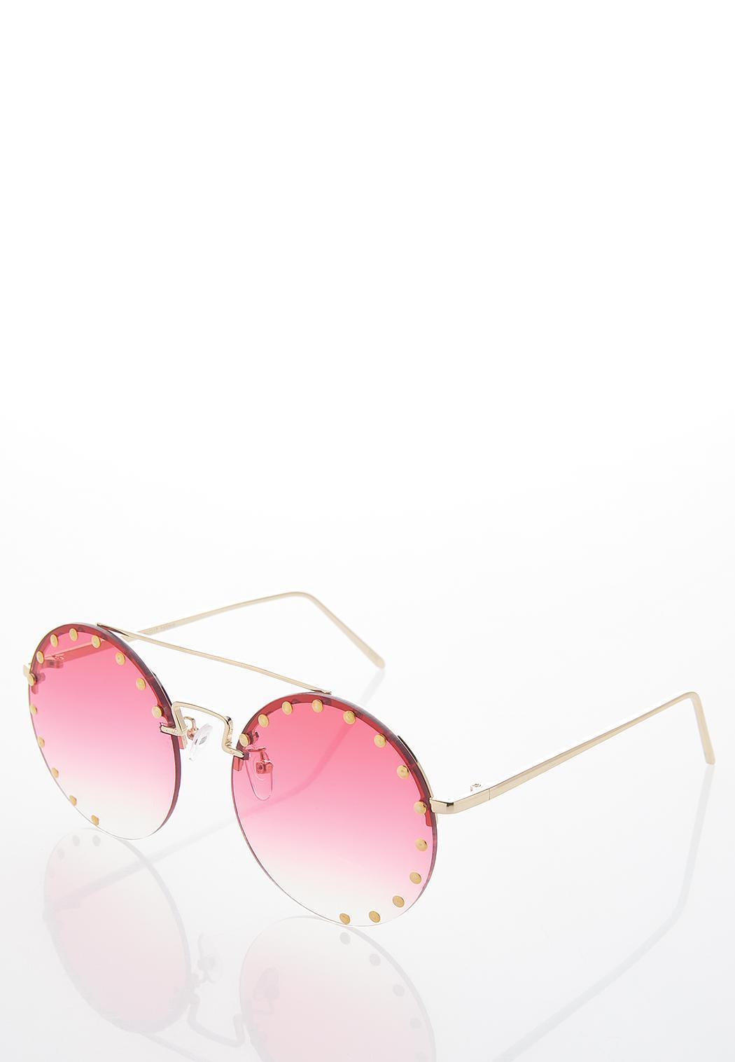 Pretty In Pink Sunglasses (Item #44532143)