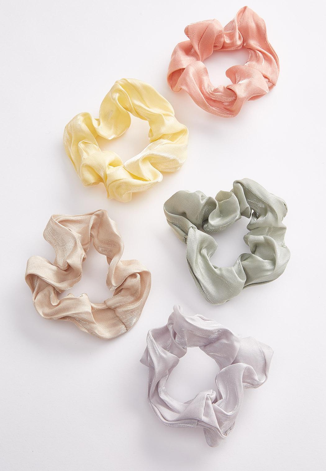 Pastel Scrunchie Set (Item #44541371)