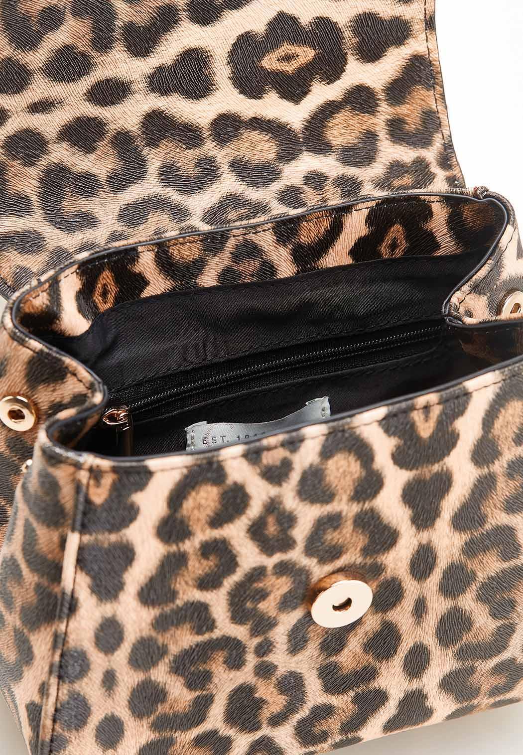 Leopard Mini Crossbody (Item #44541790)