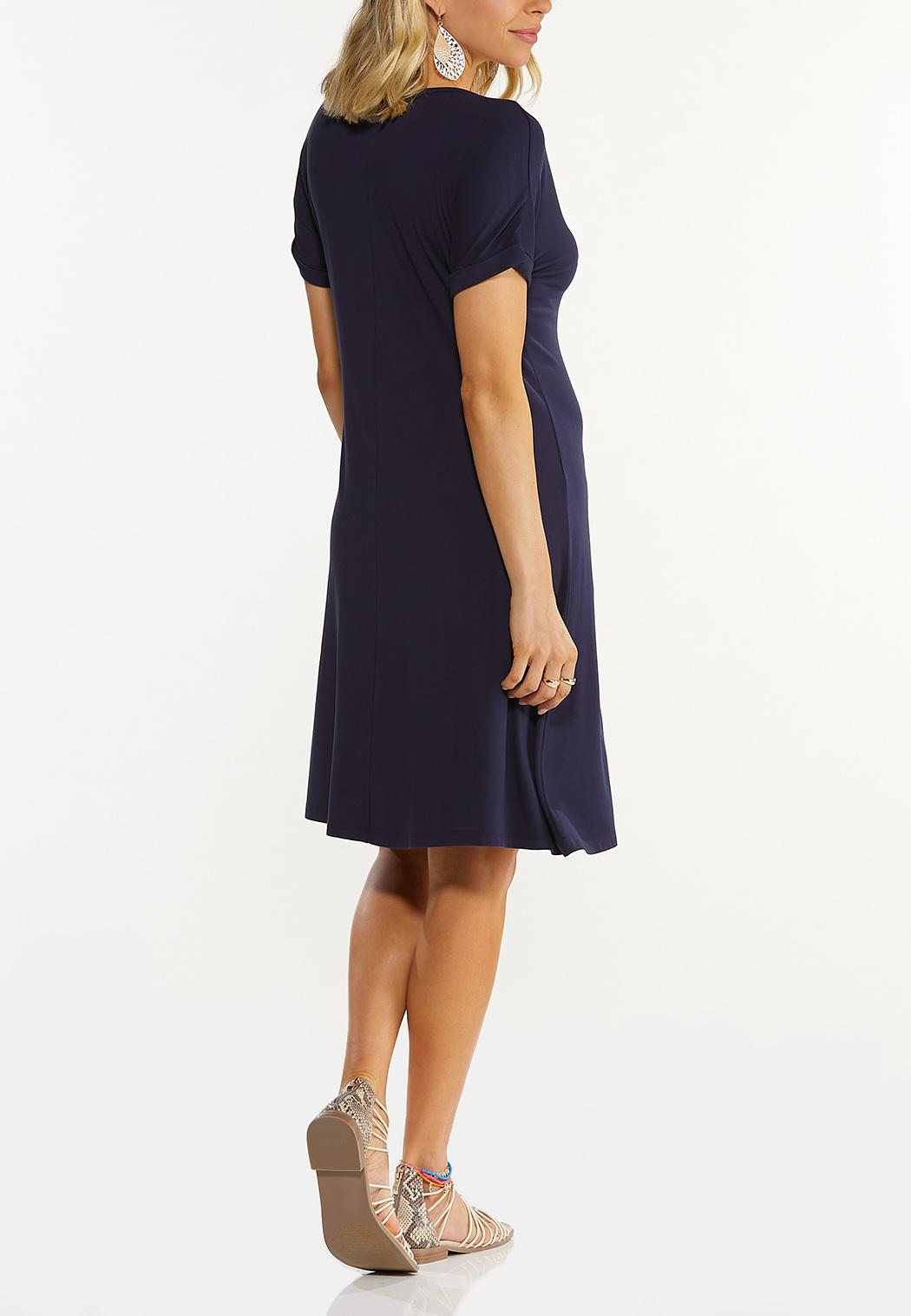 Plus Size Love More Swing Dress (Item #44547347)