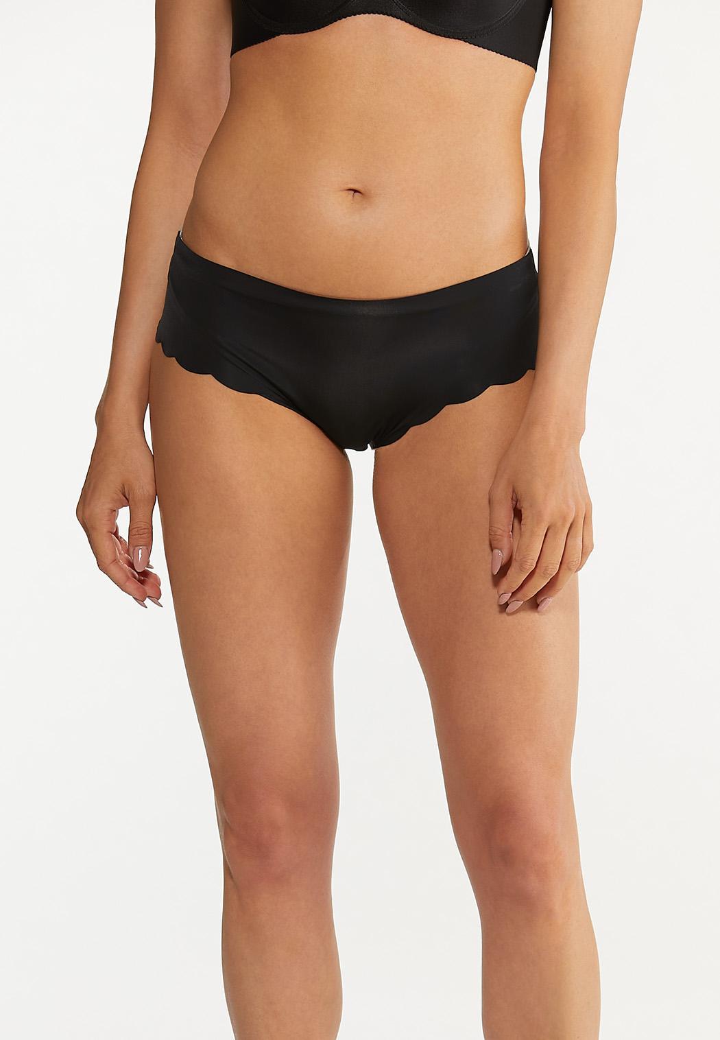Scalloped Seamless Panty Set (Item #44559104)