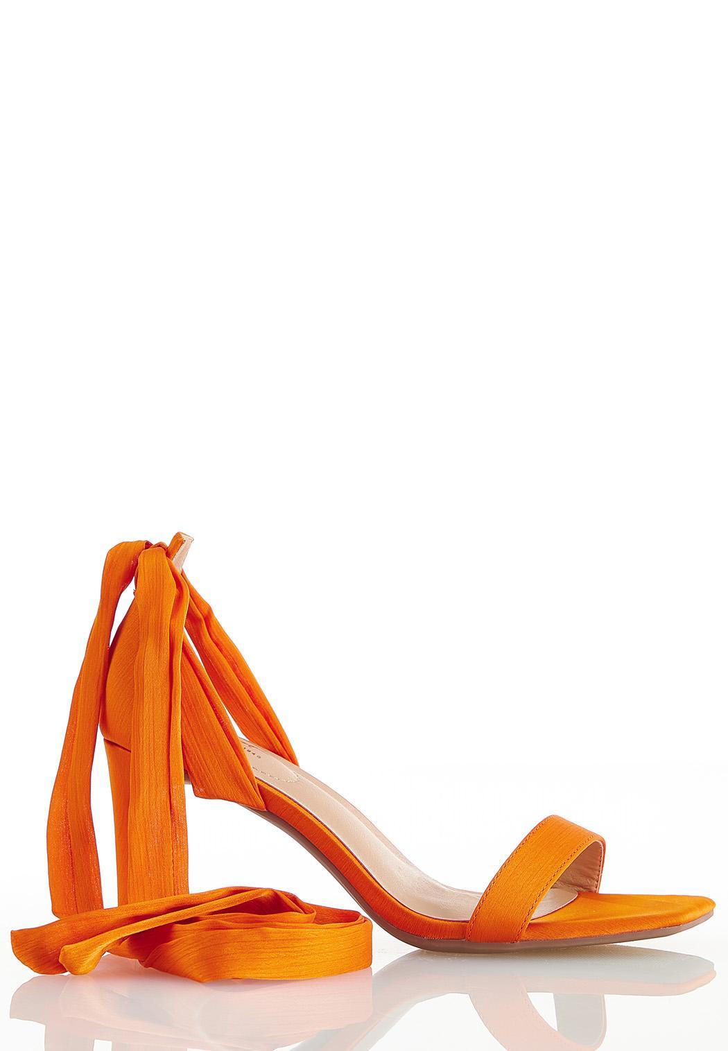 Ankle Wrap Dress Sandals (Item #44559250)