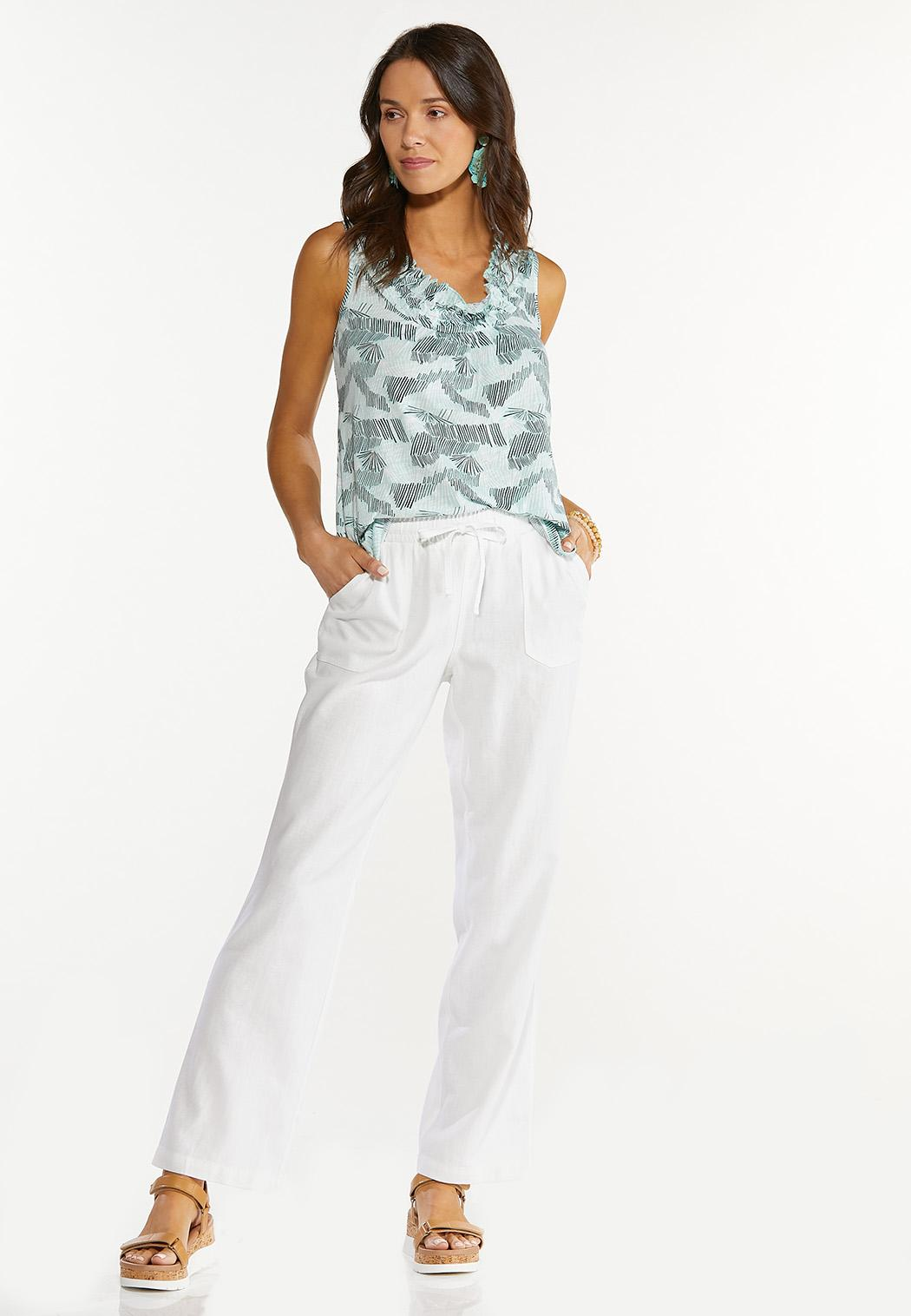 Printed Mint Tank (Item #44561935)