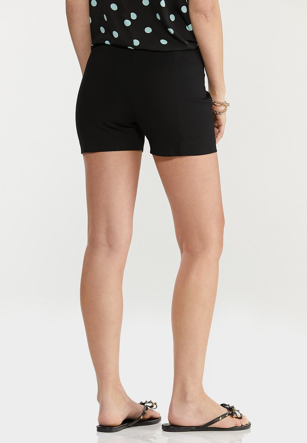 Solid Bengaline Shorts (Item #44566269)