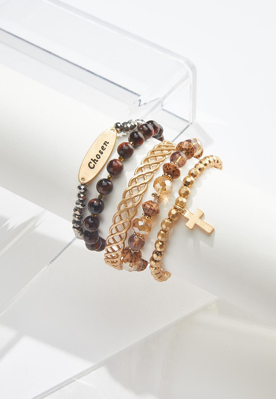 Chosen Inspirational Bracelet Set (Item #44568829)
