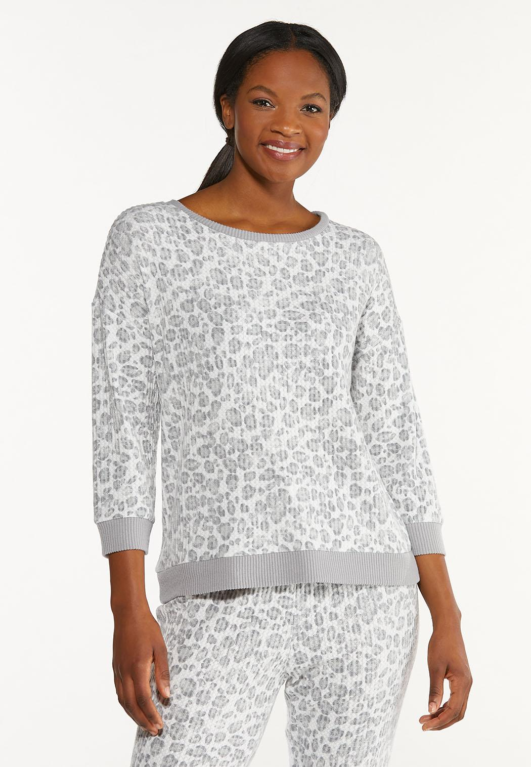 Plus Size Wild About Weekends Top (Item #44570224)