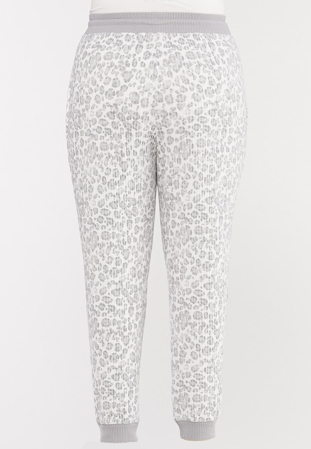 Plus Size Wild About Weekends Joggers (Item #44570250)