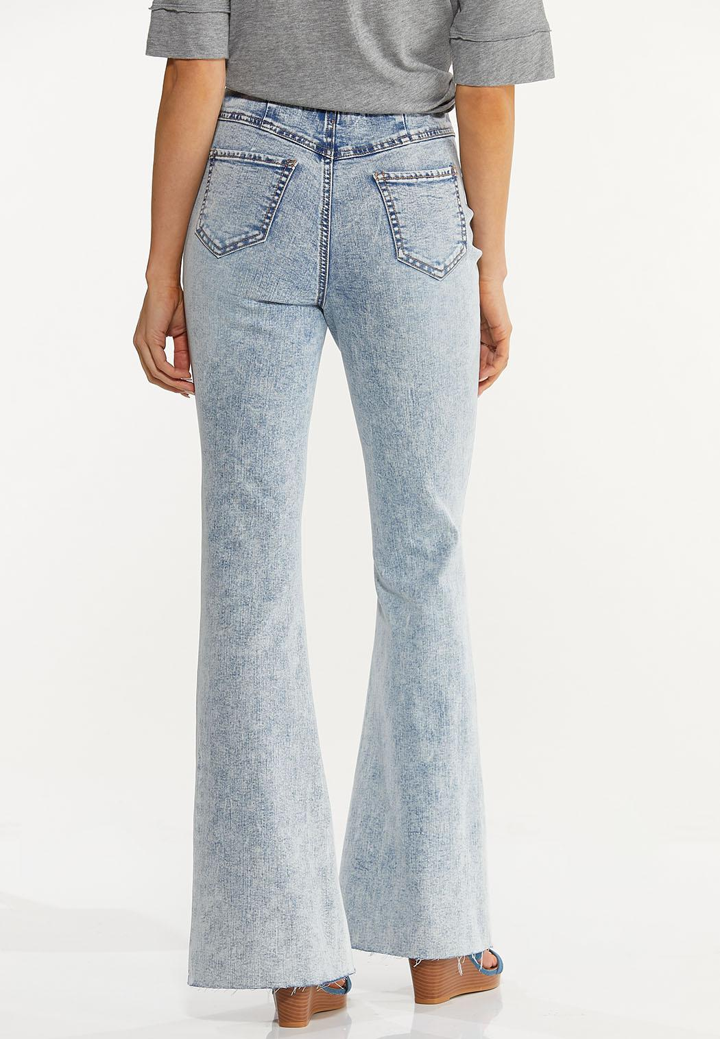 Acid Wash High Rise Jeans (Item #44571716)