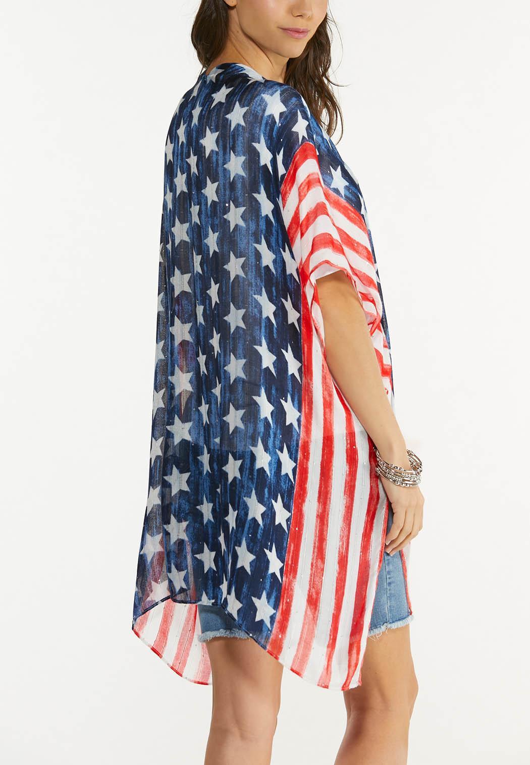Americana Kimono (Item #44573092)