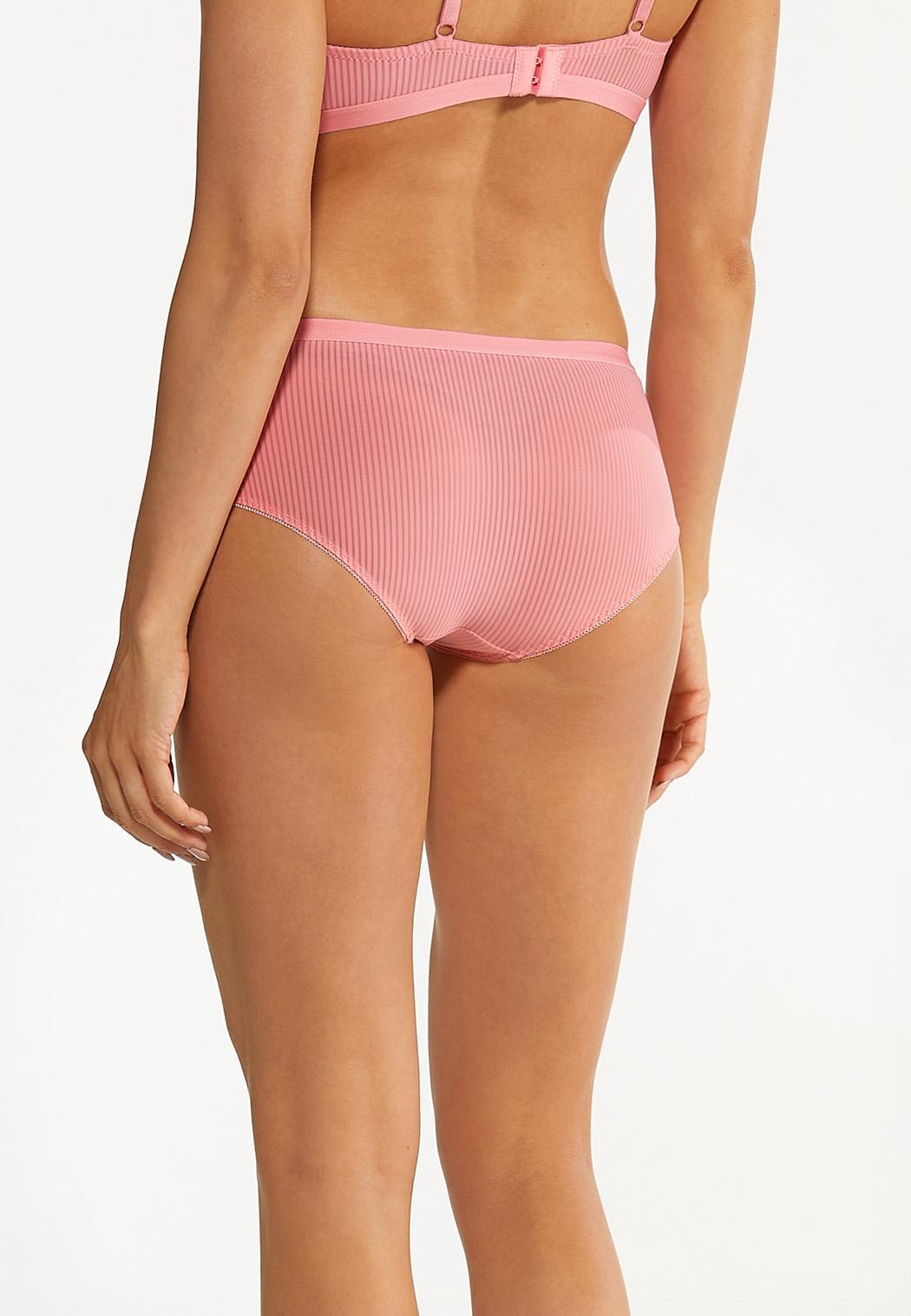 Plus Size Pretty Pink Panty Set (Item #44576120)