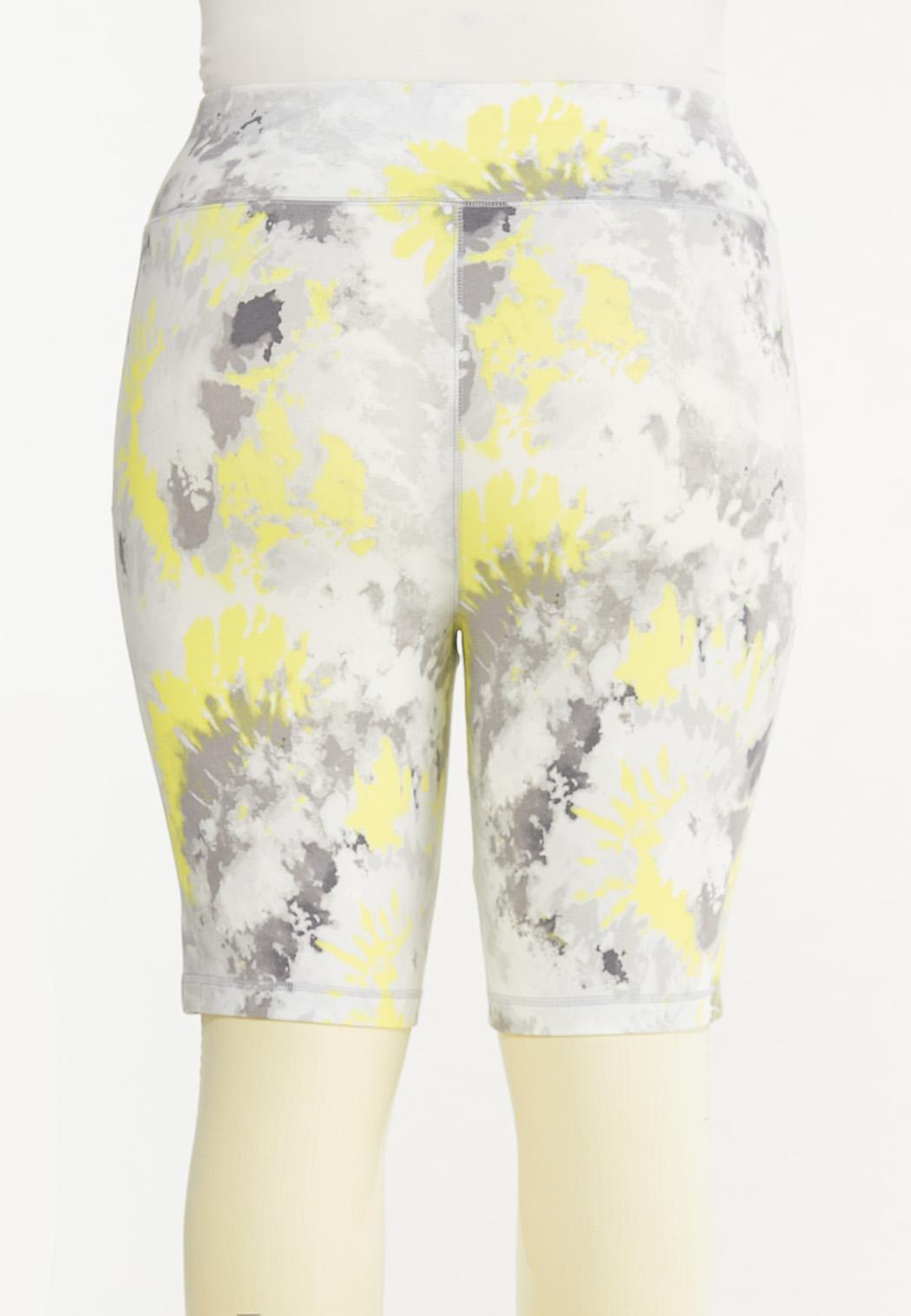 Plus Size Brighter Skies Biker Shorts (Item #44578002)