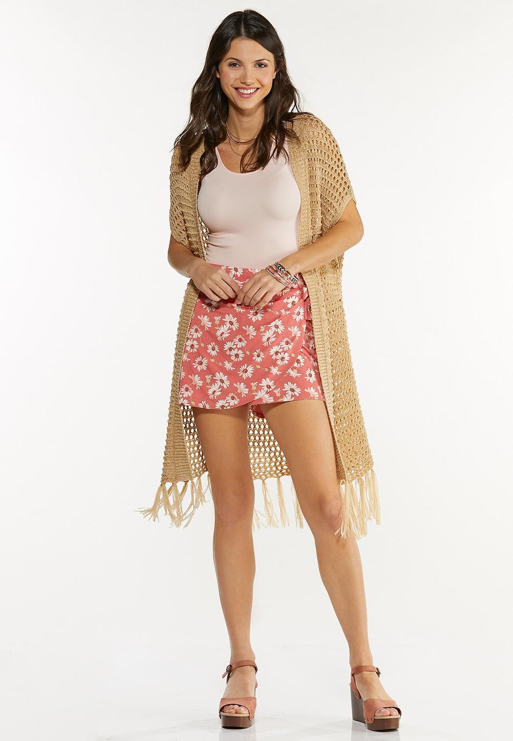 Plus Size Sandy Cardigan Sweater (Item #44579850)