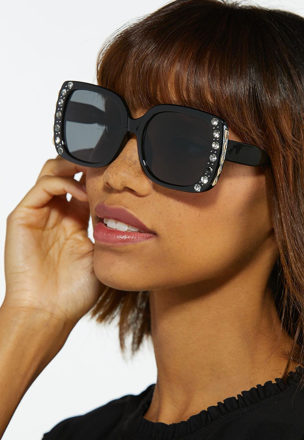 Sparkle Square Sunglasses (Item #44580007)