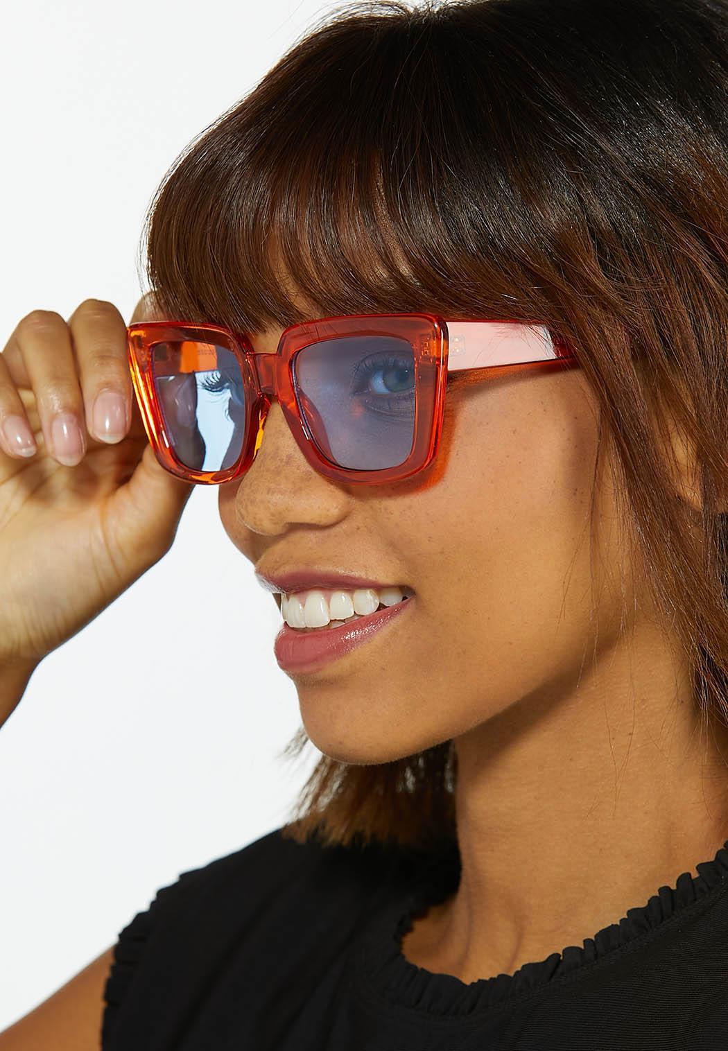 Orange Fashion Sunglasses (Item #44580031)