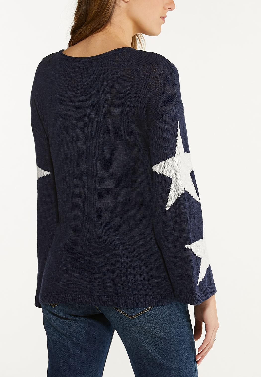Plus Size Super Star Sweater (Item #44580172)