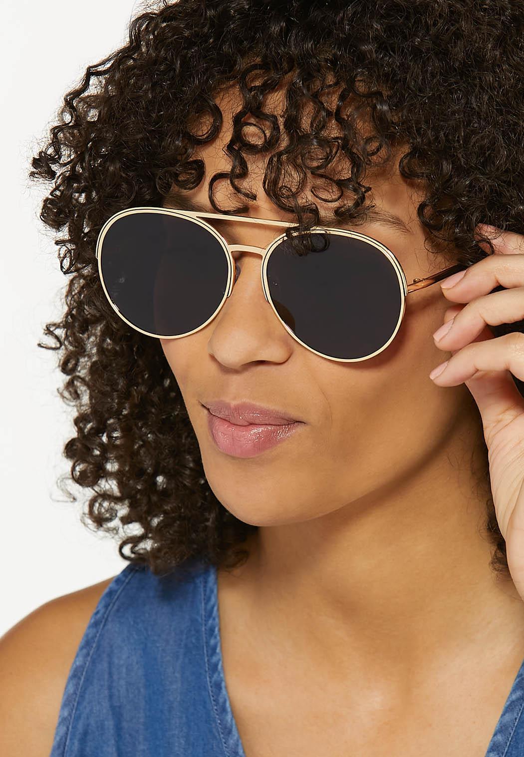 Mariah Aviator Sunglasses (Item #44580501)