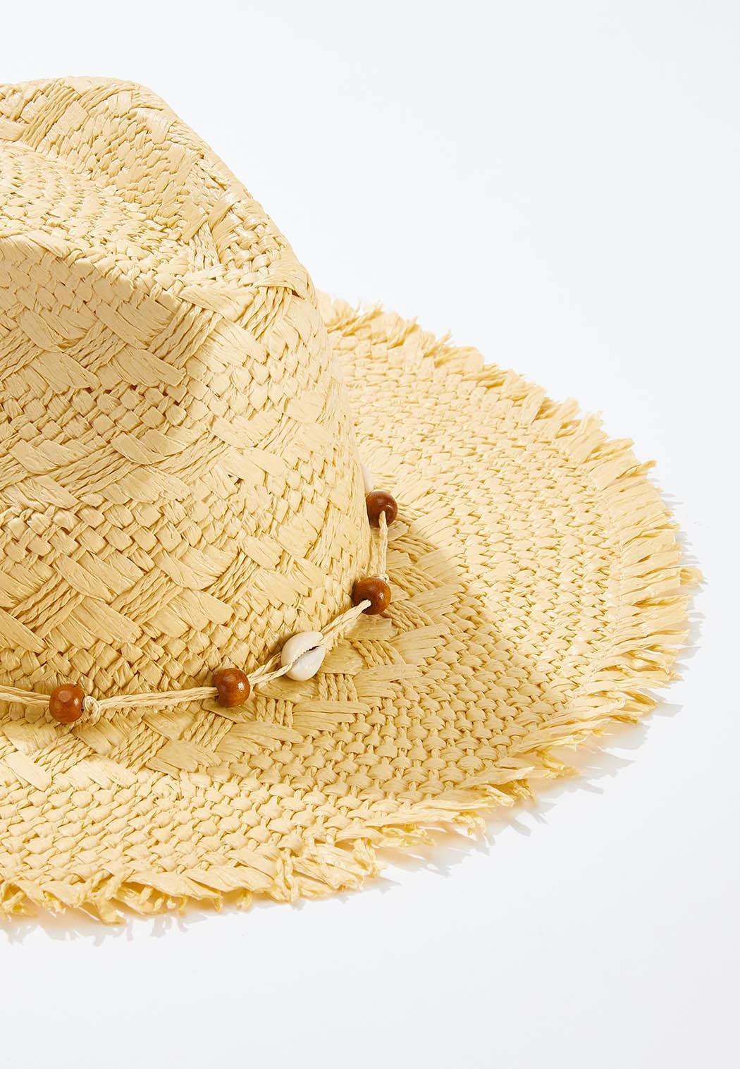 Shell Strand Straw Hat (Item #44581055)