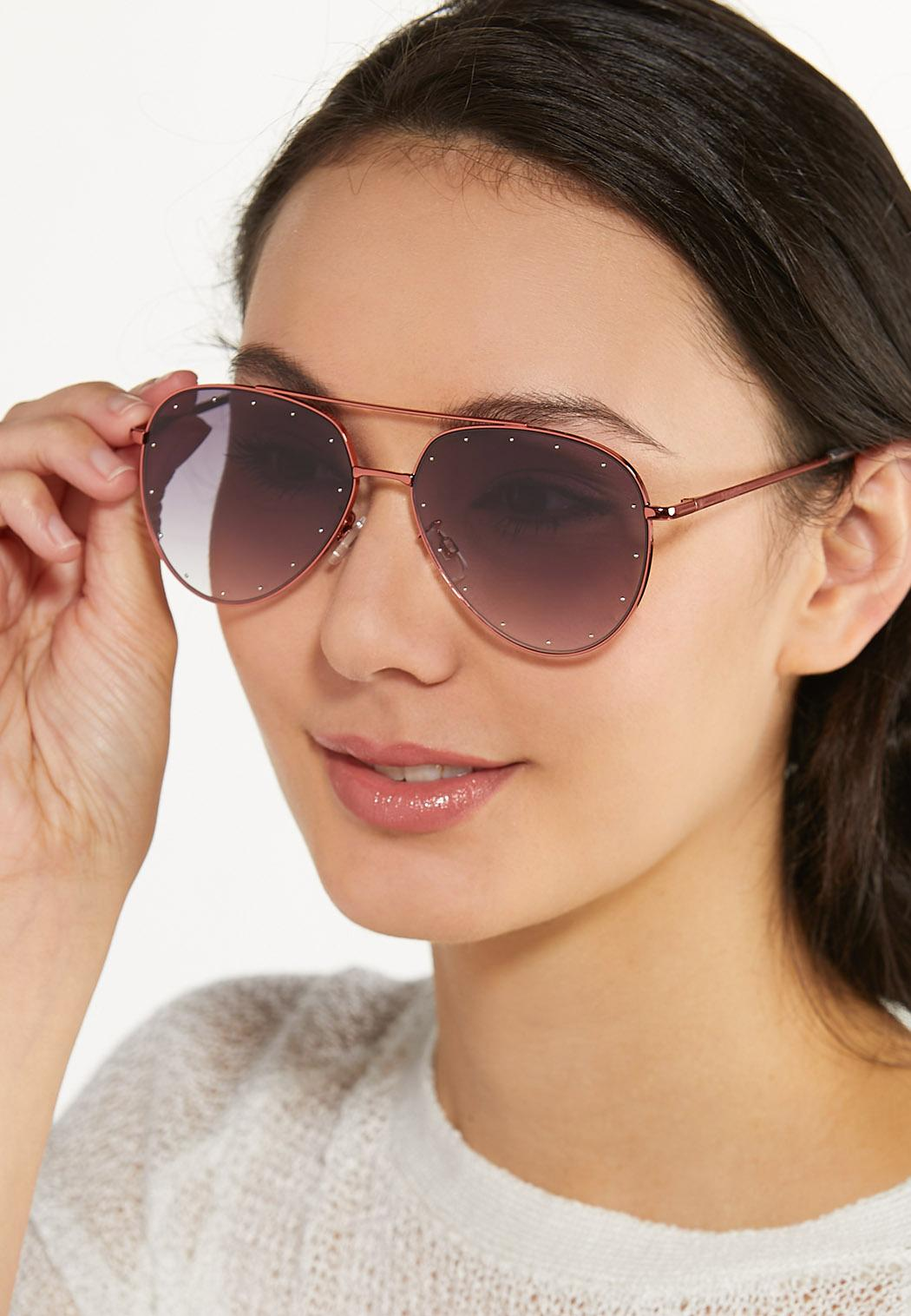 Autumn Aviator Sunglasses (Item #44582037)