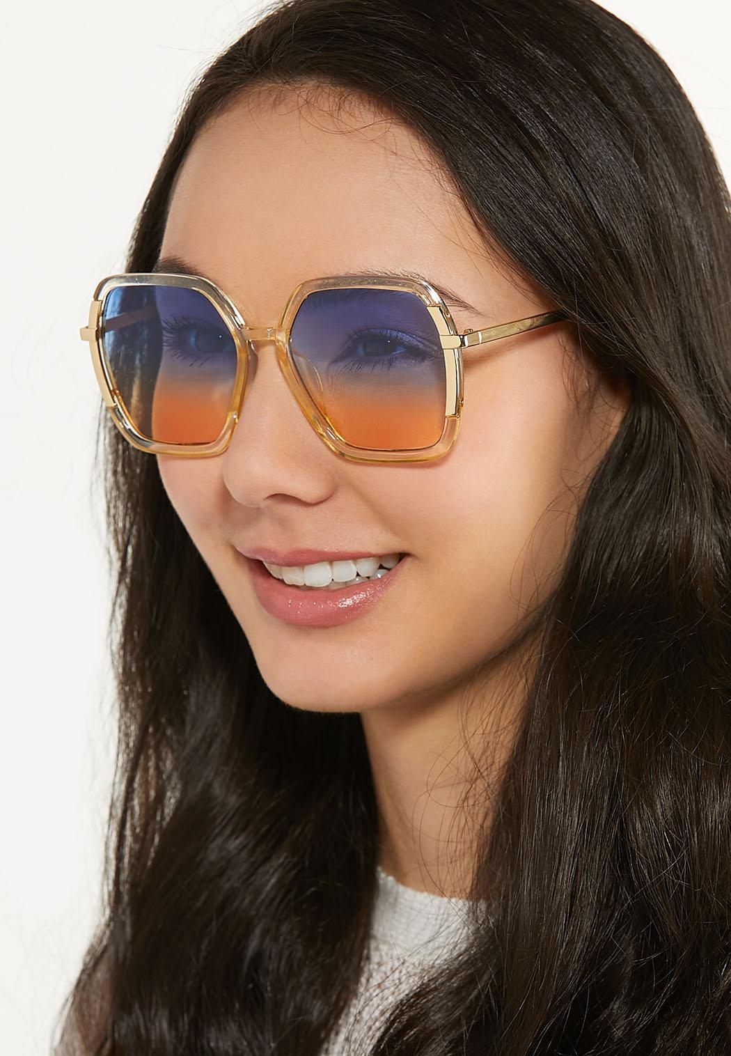 Avery Square Sunglasses (Item #44582184)