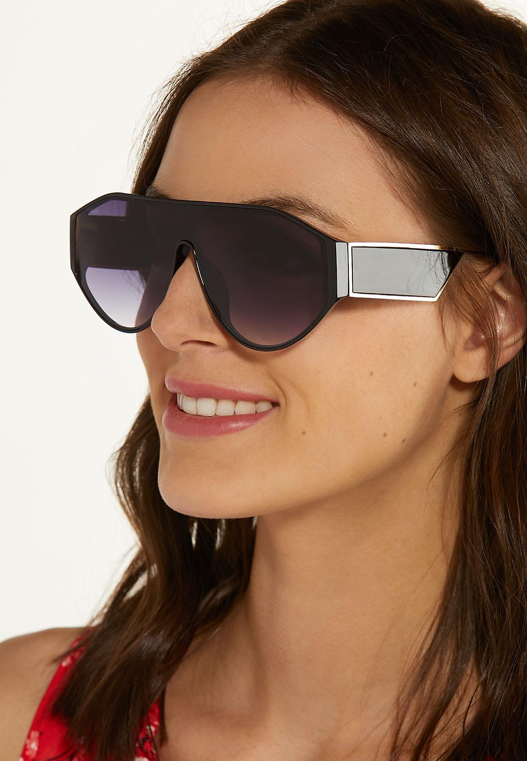 Asher Shield Sunglasses (Item #44582187)