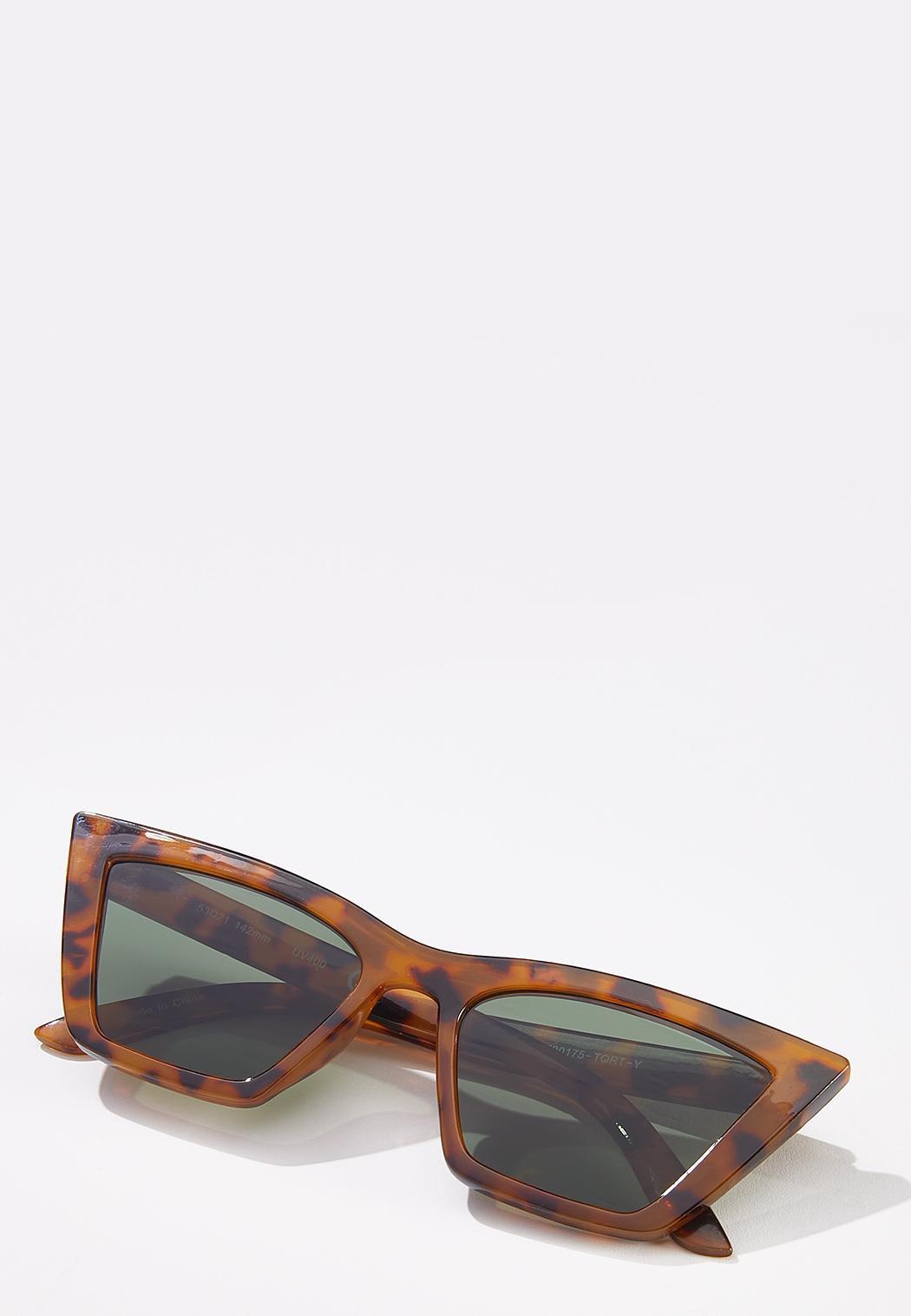 Cat Eye Tortoise Sunglasses (Item #44582339)
