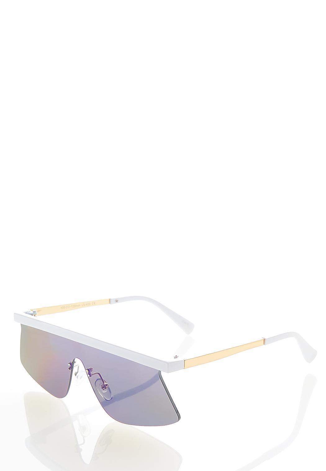 Fashion Shield Sunglasses (Item #44582452)
