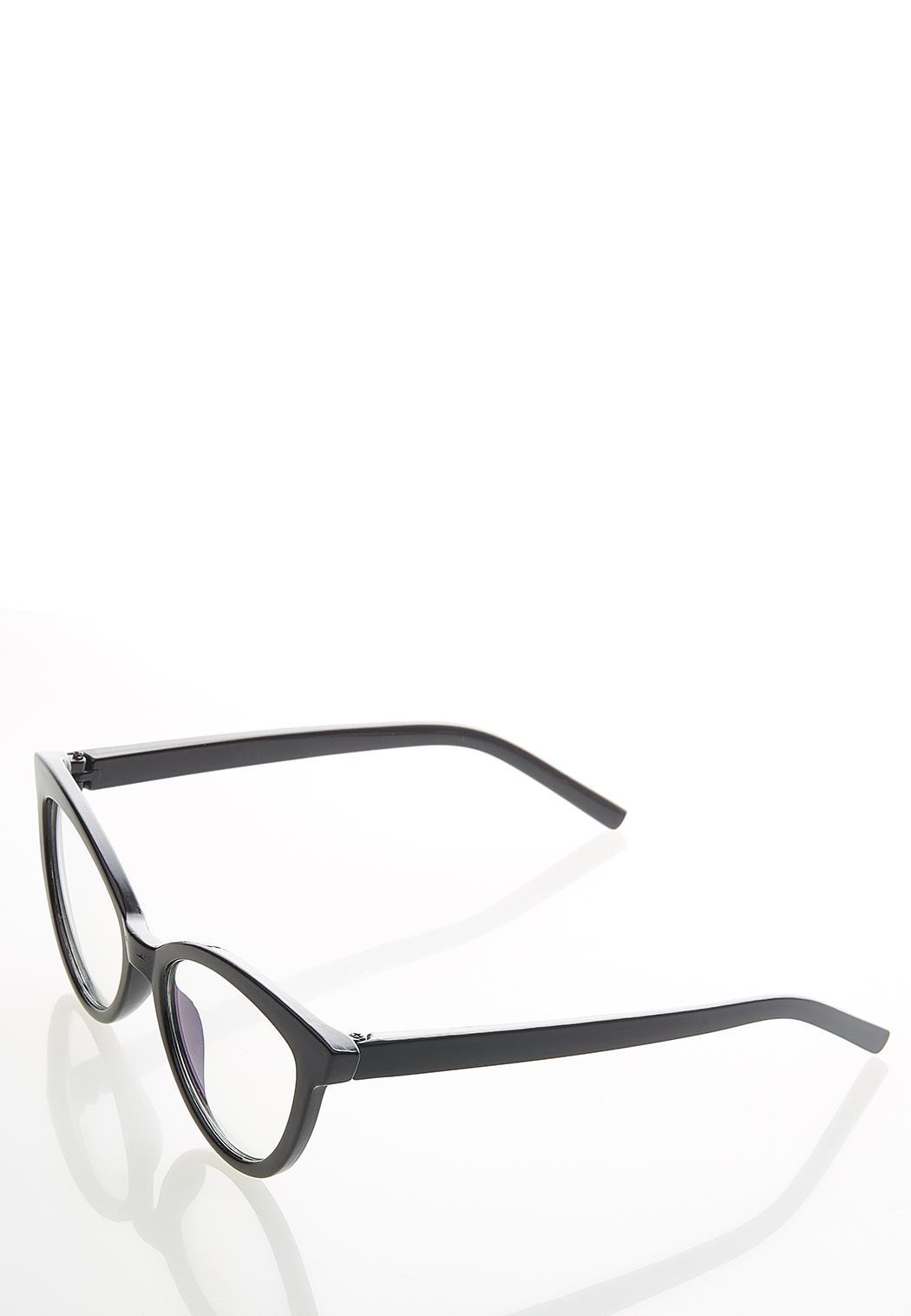 Cat Eye Tortoise Blue Light Glasses (Item #44587690)