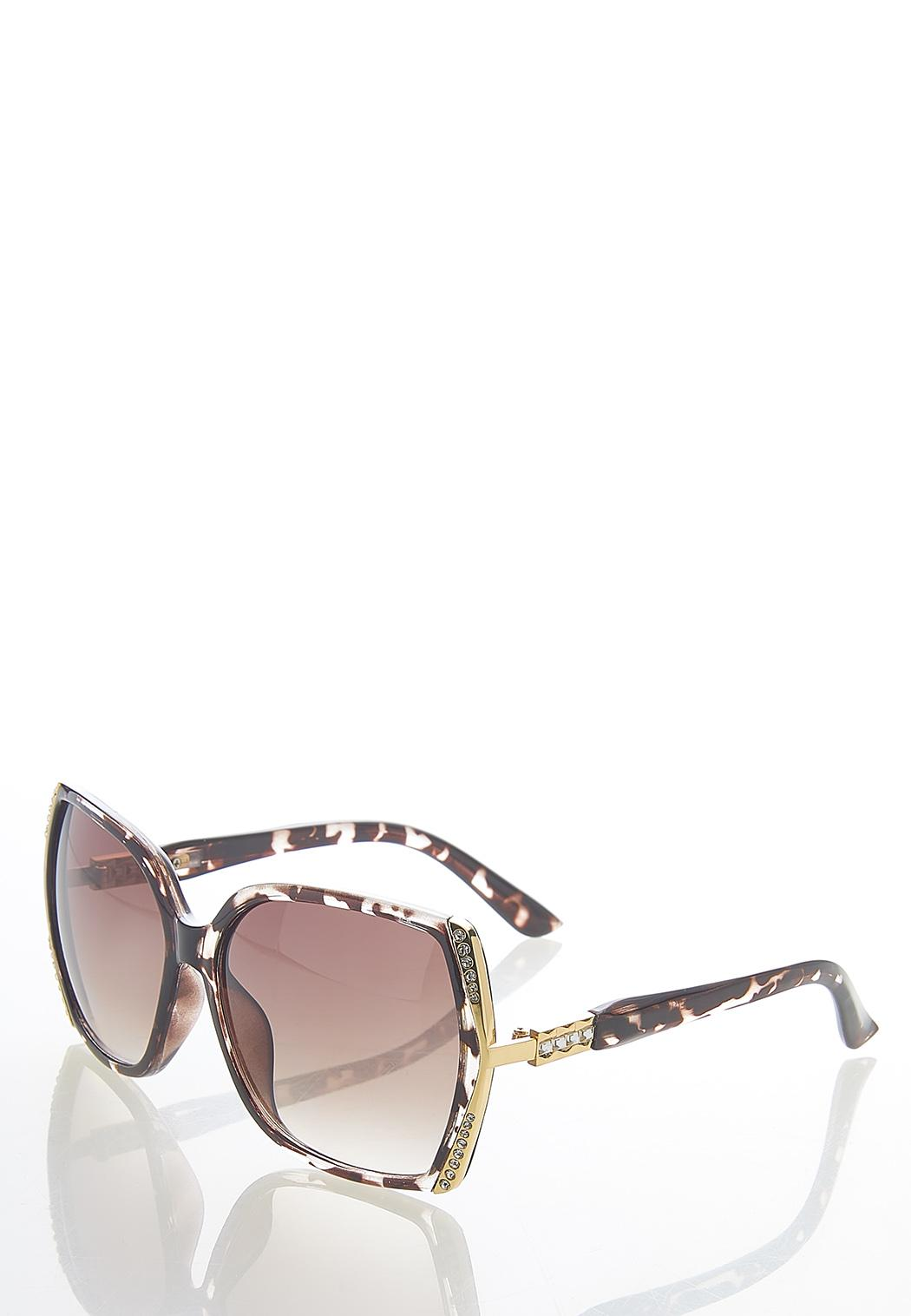 Bling Square Sunglasses (Item #44587851)