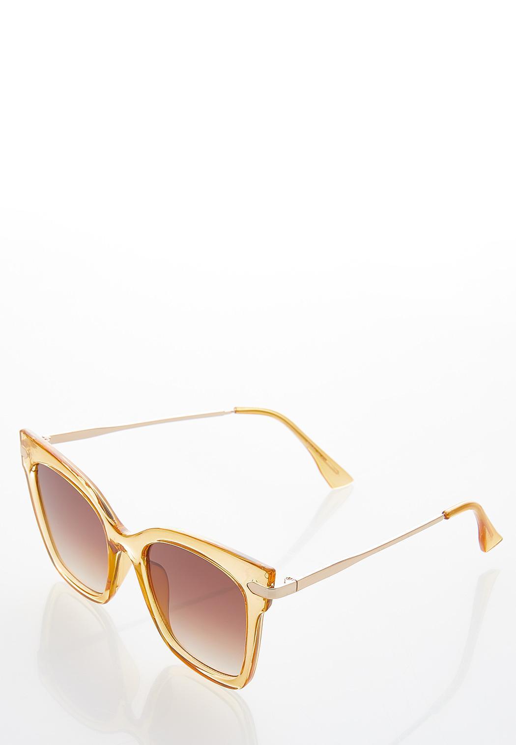 Hello Yellow Sunglasses (Item #44587907)