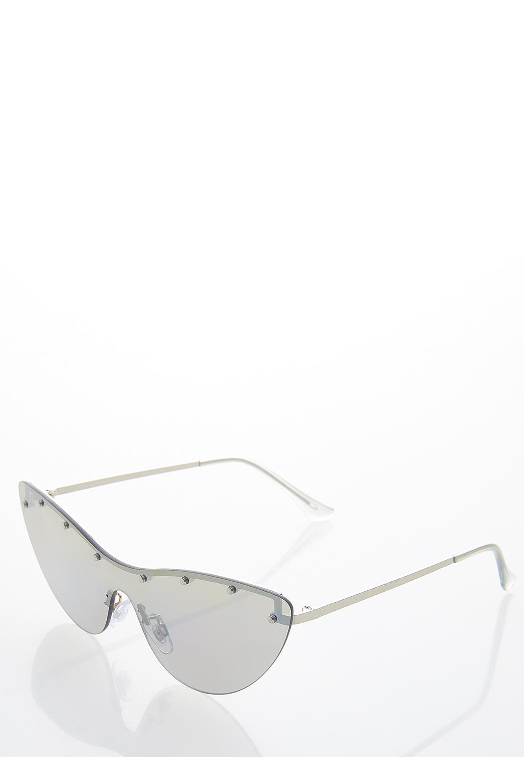 Cat Eye Shield Sunglasses (Item #44587968)