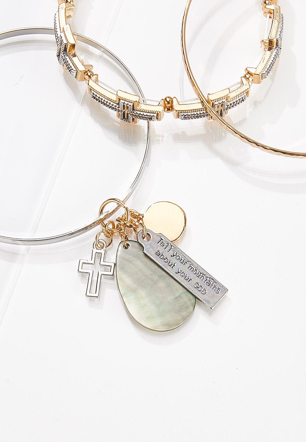 Your God Bracelet Set (Item #44590306)