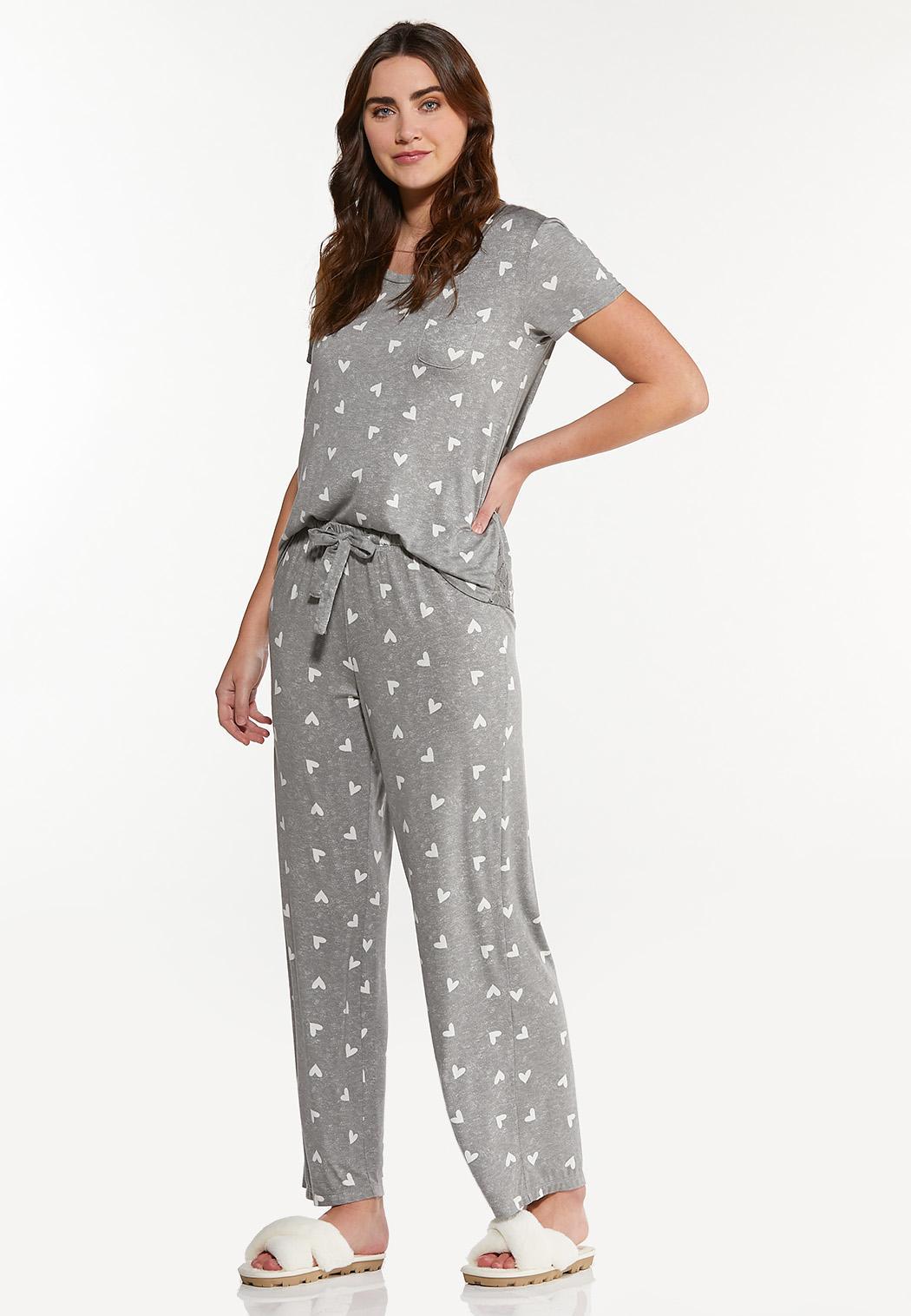 Heart Sleep Pants (Item #44592453)