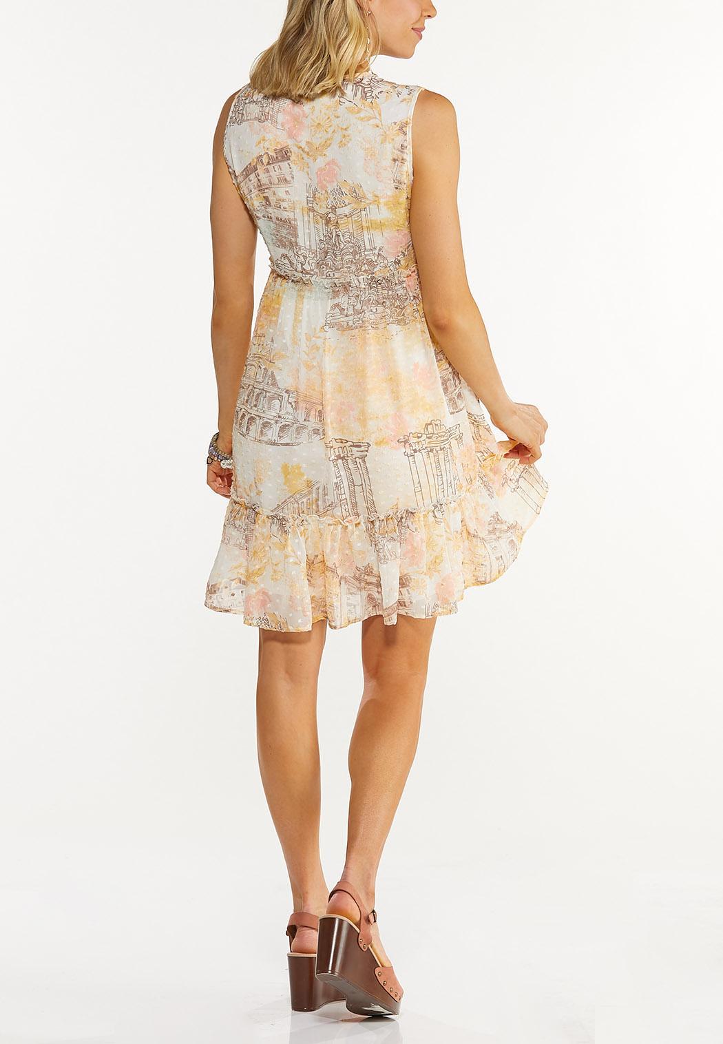 Moments Abroad Babydoll Dress (Item #44592858)