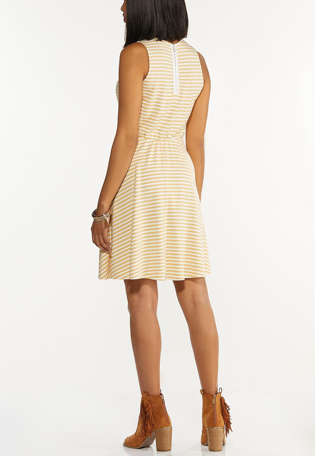 Sunny Stripe Dress (Item #44598412)