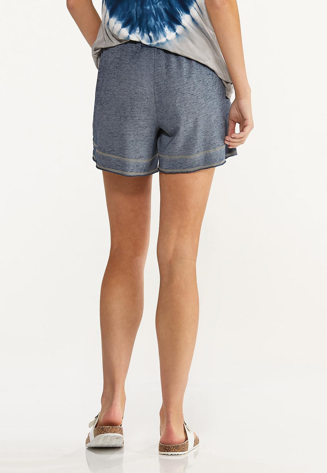 Faded Navy Active Shorts (Item #44602565)