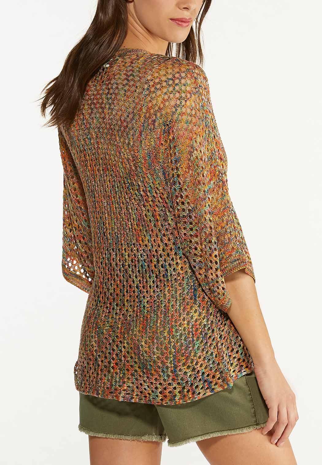 Rainbow Cardigan Sweater (Item #44605580)
