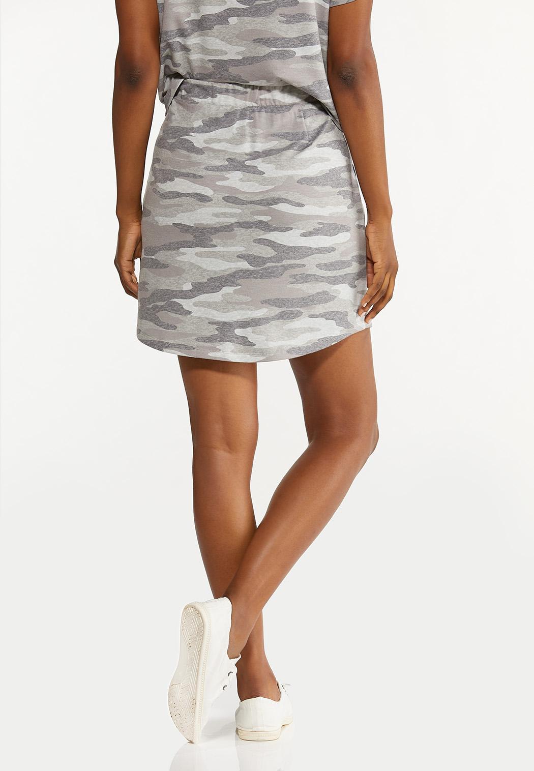 Camo Skirt (Item #44607166)