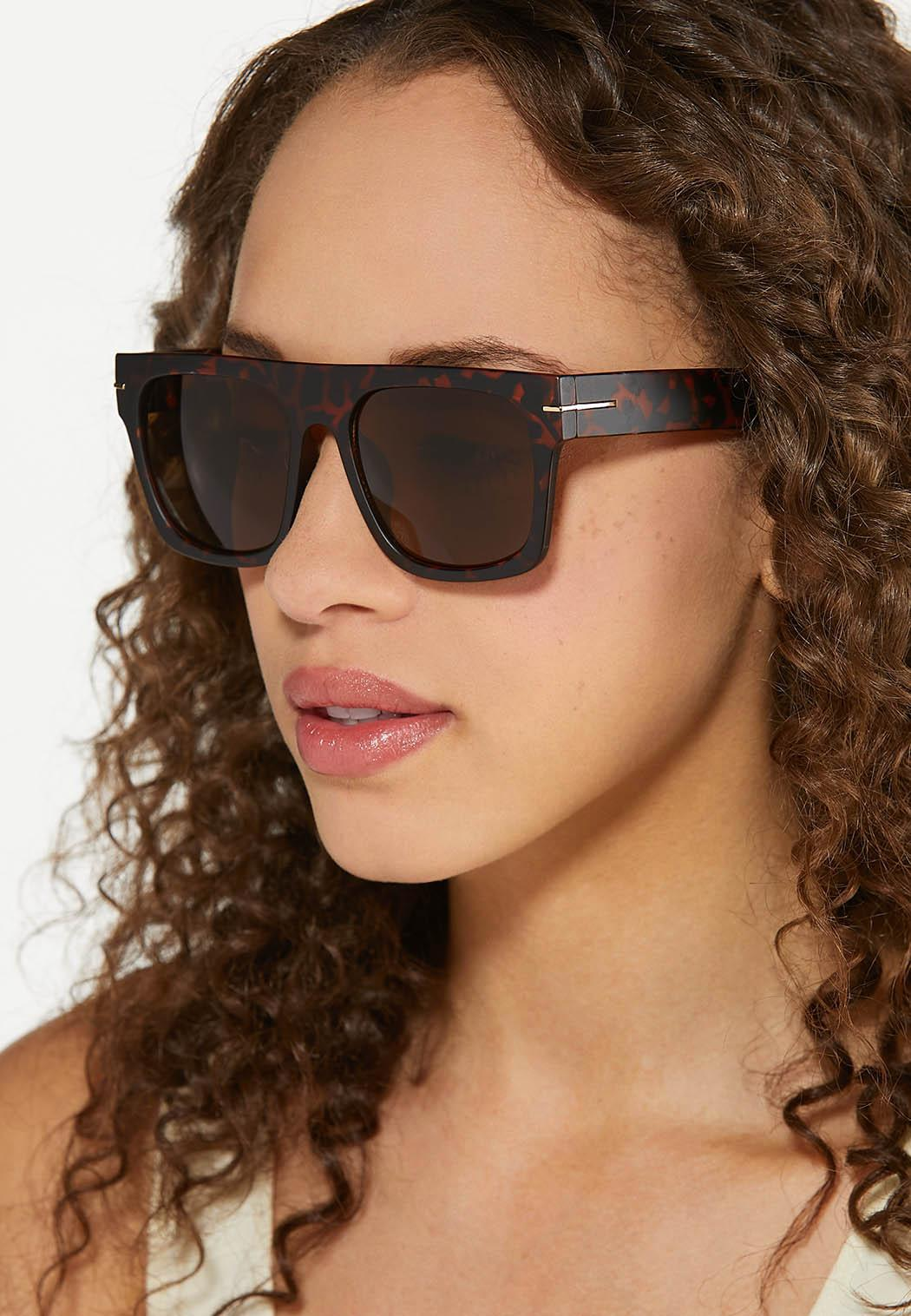 Benny Tortoise Sunglasses (Item #44613770)