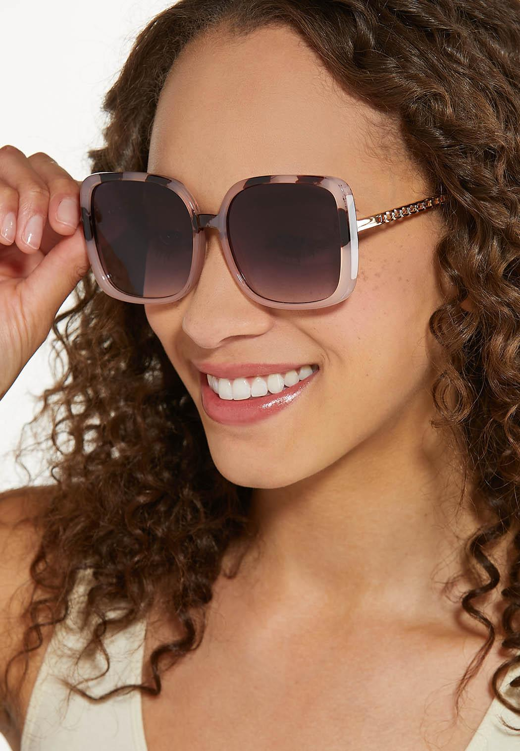Oversized Statement Sunglasses (Item #44613855)