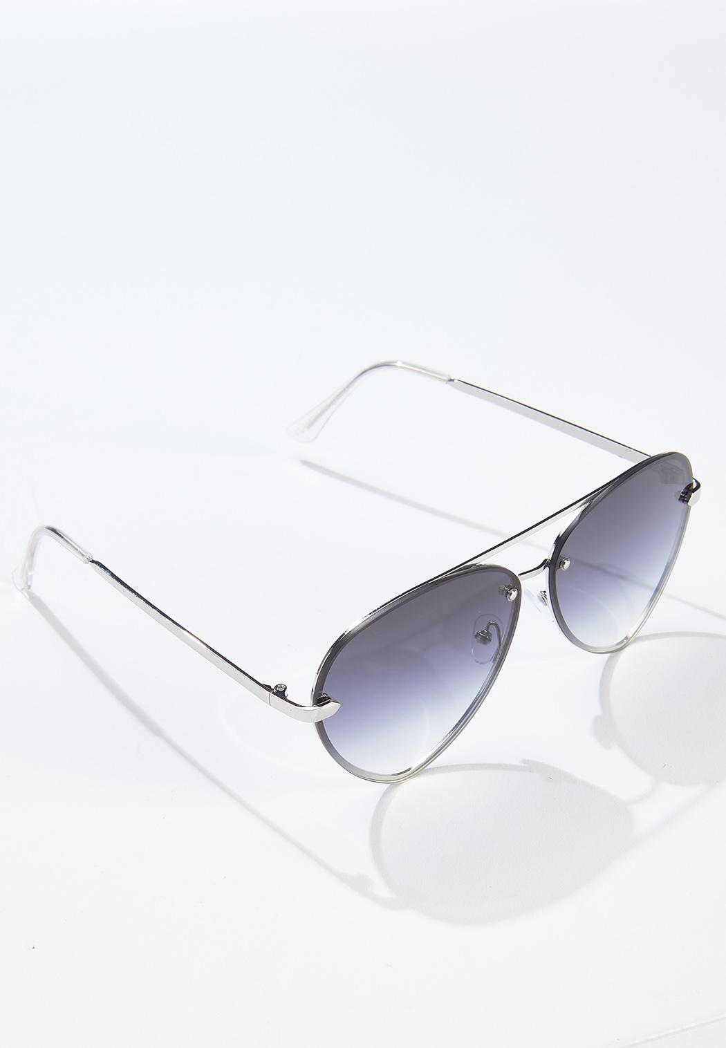 Tear Shaped Aviator Sunglasses (Item #44614080)