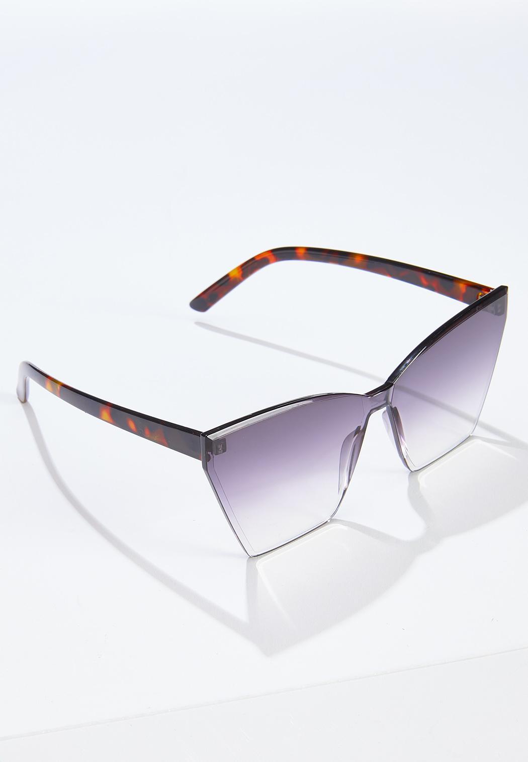 Tortoise Arm Cat Eye Sunglasses (Item #44614284)