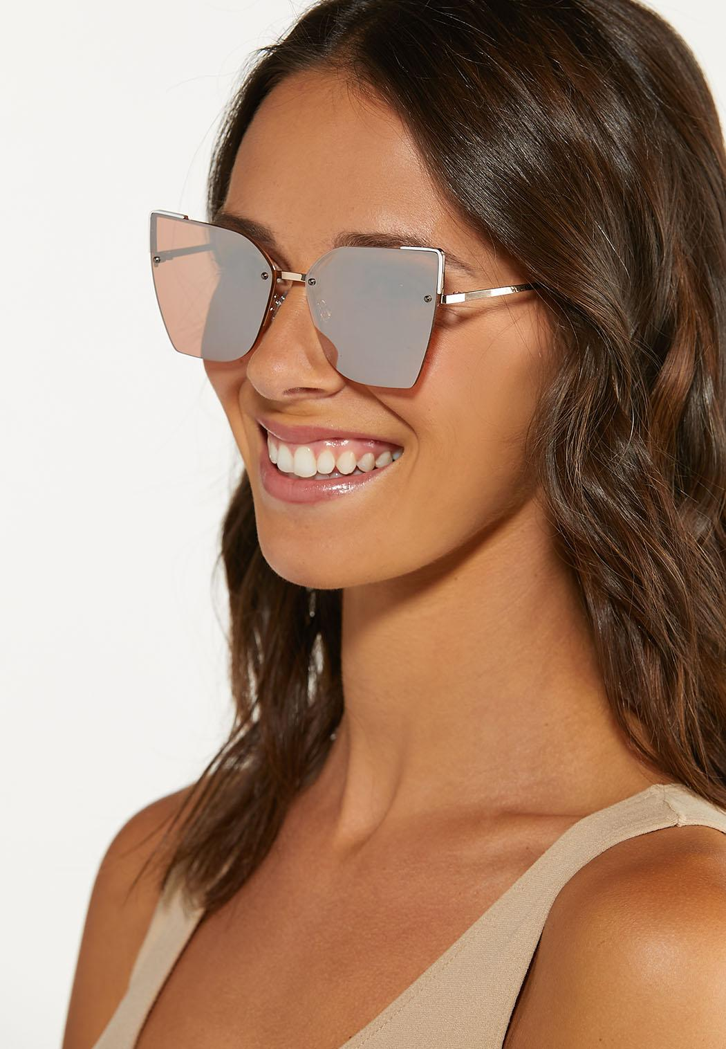 Glam Cat Eye Sunglasses (Item #44614299)