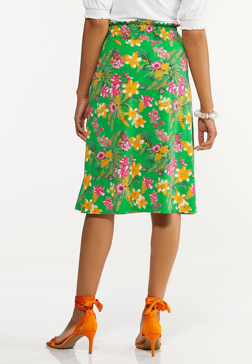 Plus Size Resort Dreams Skirt (Item #44614927)