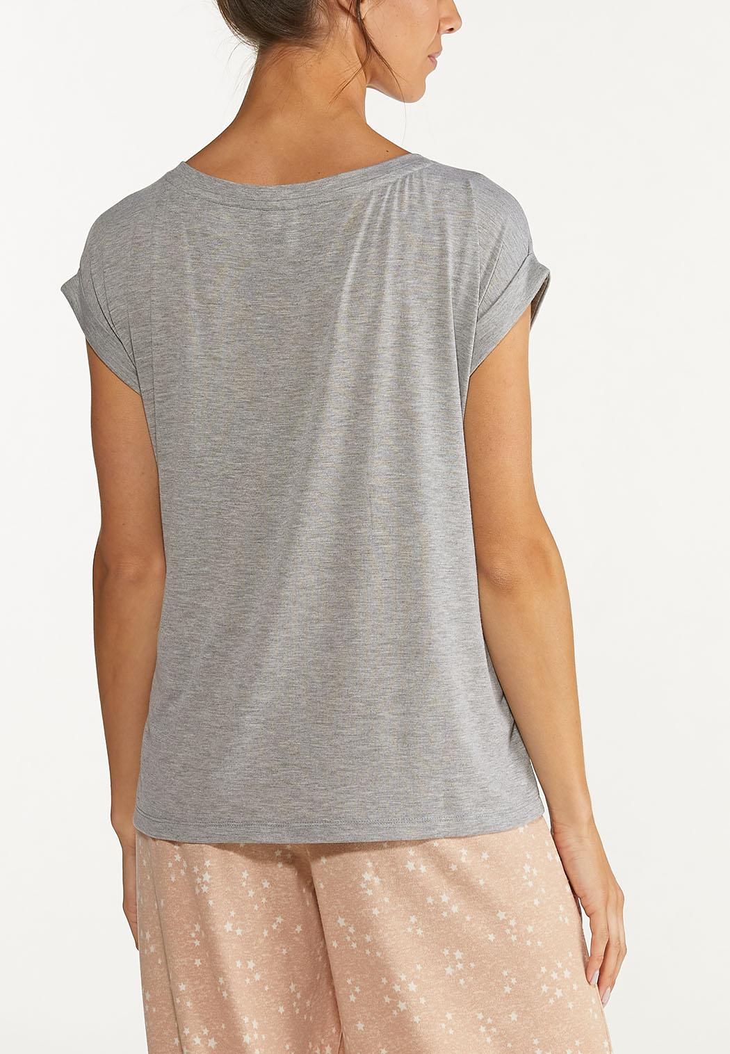 Plus Size Out Of Office Tee (Item #44615343)