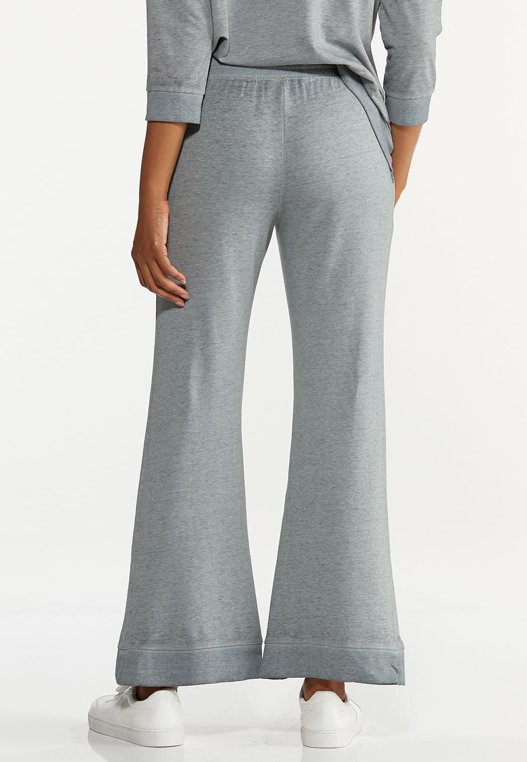 Gray Flare Lounge Pants (Item #44615764)