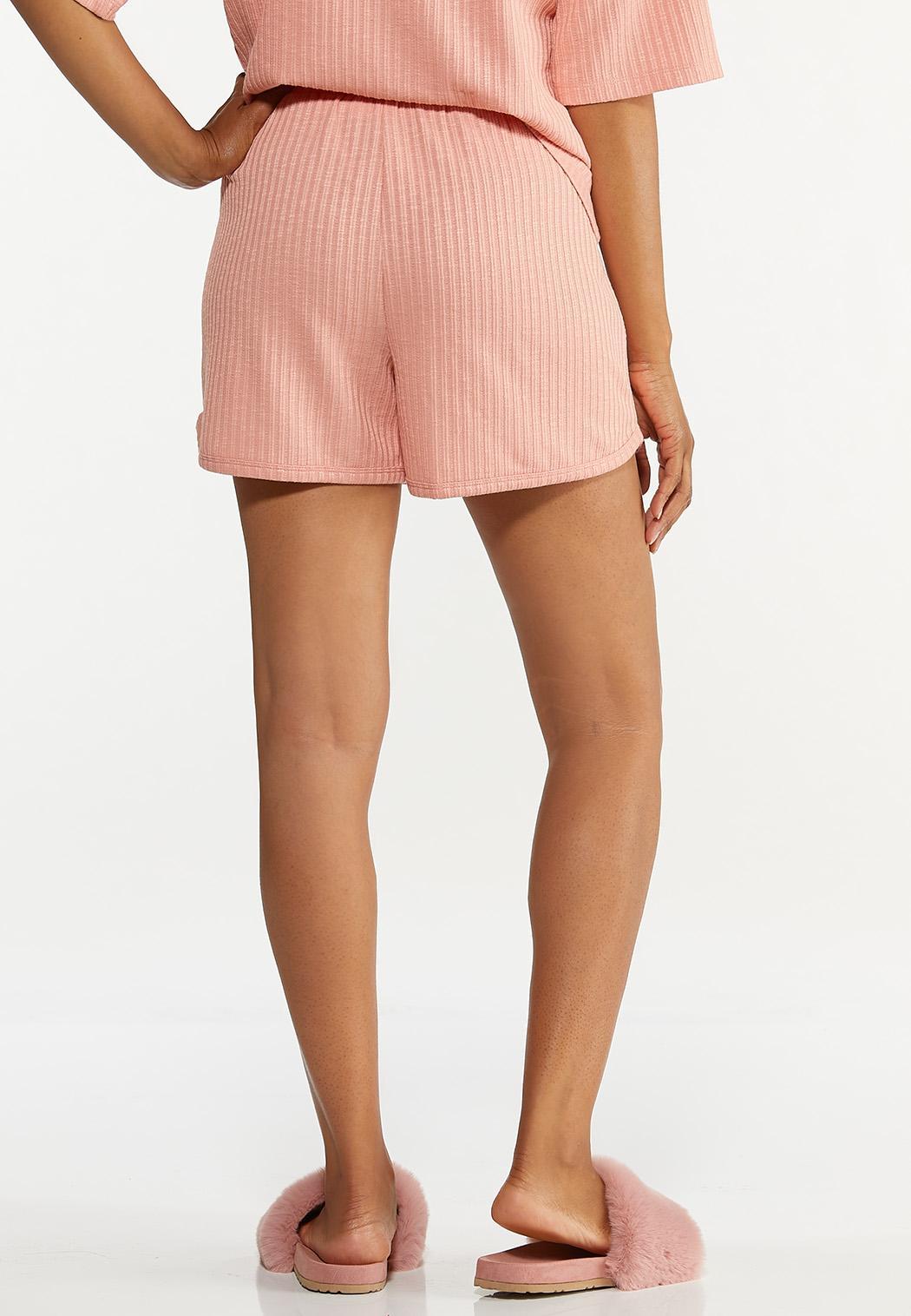 Blushing Ribbed Shorts (Item #44615792)